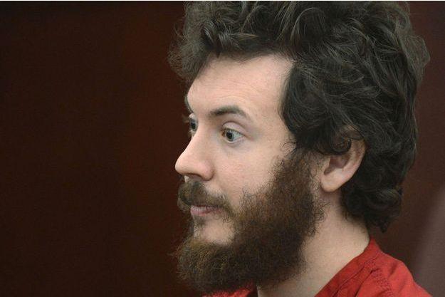 James Holmes en juin 2013 devant le tribunal.