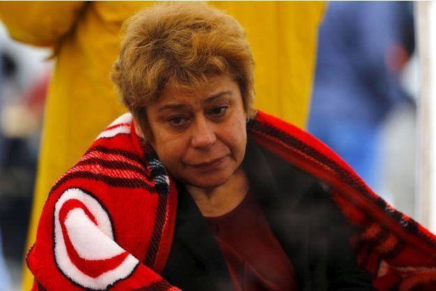 Une proche de victime d'un attentat survenue en mars dernier en deuil