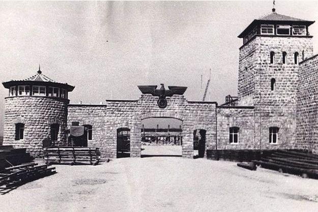 Les portes de Mauthausen.