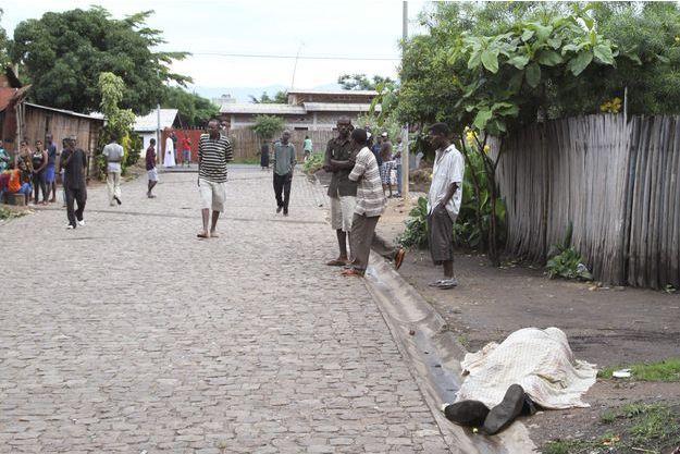 Des dizaines de cadavres ont été retrouvés dans les rues de la capitale du Burundi, Bujumbura.