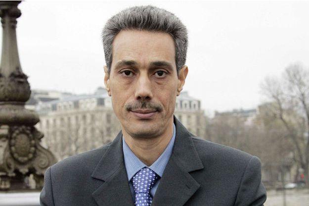 Omar Raddad en 2008.