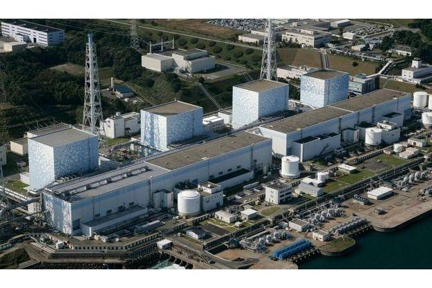 La centrale nucléaire Fukushima-Daiichi