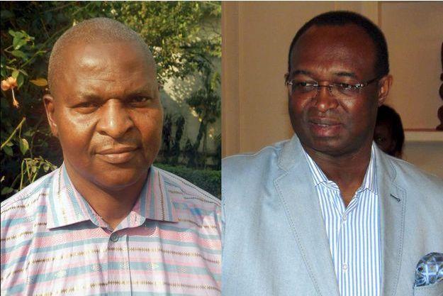 Faustin Archange Touadéra et Anicet Georges Dologuélé sont arrivés en tête du premier tour de l'élection présidentielle centrafricaine.