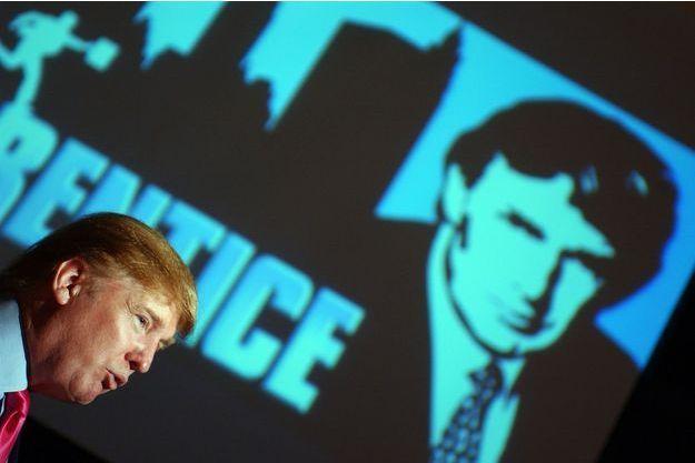 Donald Trump en juillet 2004.