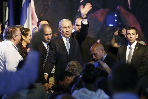 Benjamin Netanyahu mardi soir