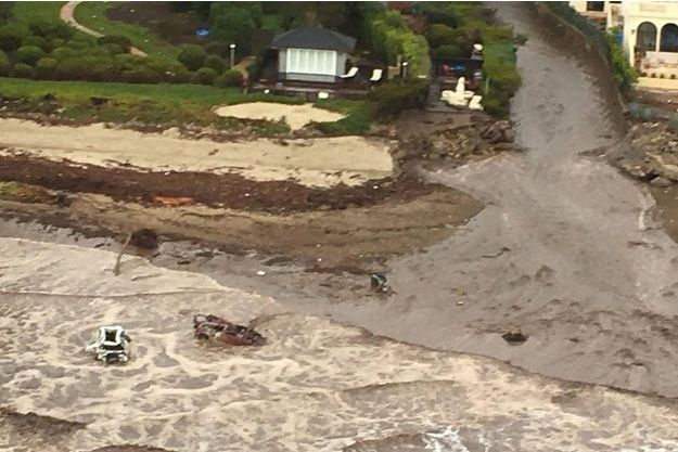 Les coulées de boue en Californie ont fait des dizaines de morts.