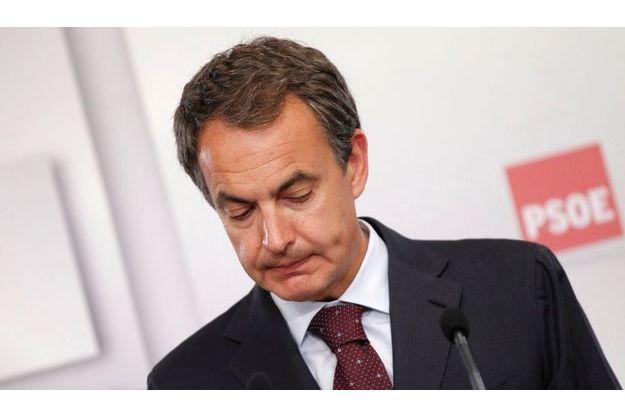 José Luis Rodriguez Zapatero du PSOE