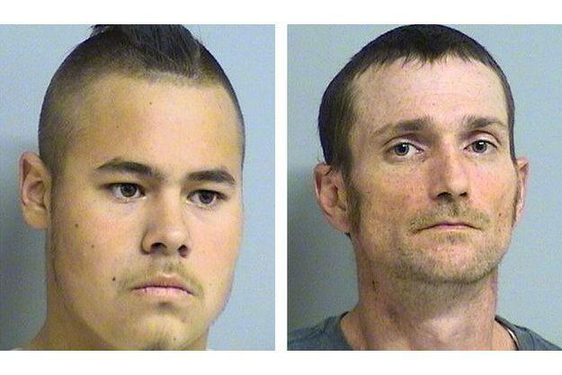 Jake England et Alvin Watts ont avoué être les auteurs de la fusillade perpétrée à Tulsa vendredi.