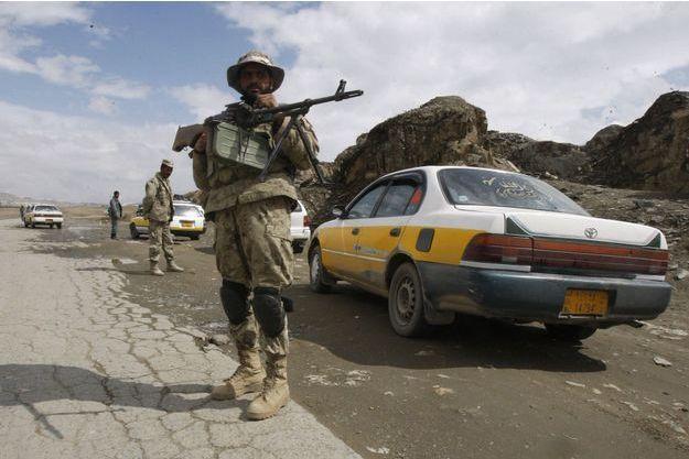 La province afghane du Wardak est extrêmement instable. C'est là que l'adolescent a été tué.