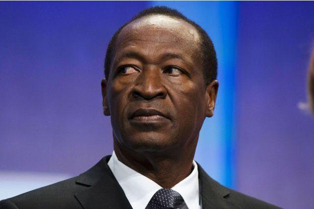 Blaise Compaoré quitte le pouvoir.