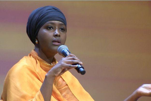 Fadumo Dayib, candidate à l'élection présidentielle somalienne