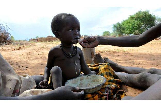Un milliard de personnes souffre de la faim dans le monde.