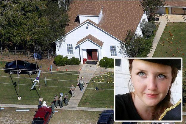 Crystal a été tuée dimanche à Sutherland Springs.