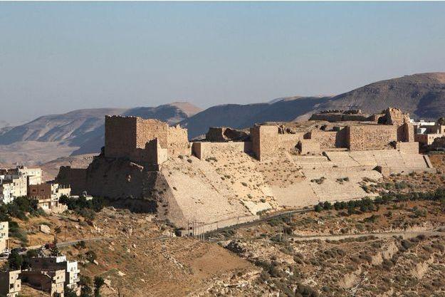 La citadelle de Kerak.