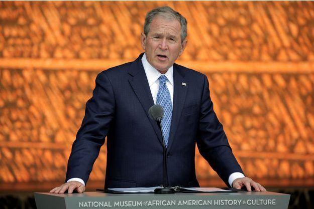 George W. Bush, en septembre 2016.