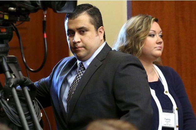 George et Shellie Zimmerman en juin dernier, pendant le procès.