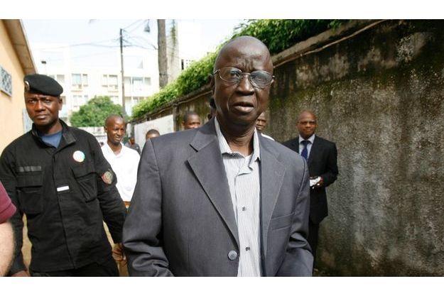 Ben Sekou Sylla, président de la commission électorale nationale indépendante, décédé cette semaine