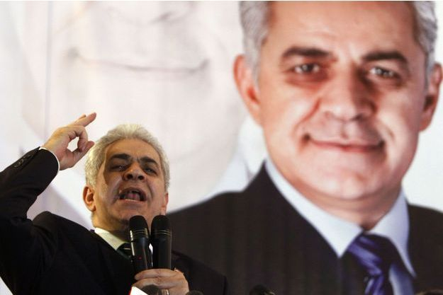 Contrairement à Sissi, Sabahi multiplie les meetings et interviews.