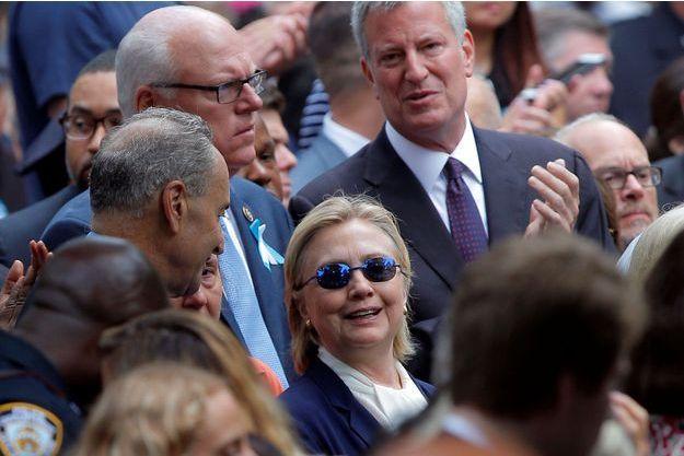 Hillary Clinton, avant son malaise à New York