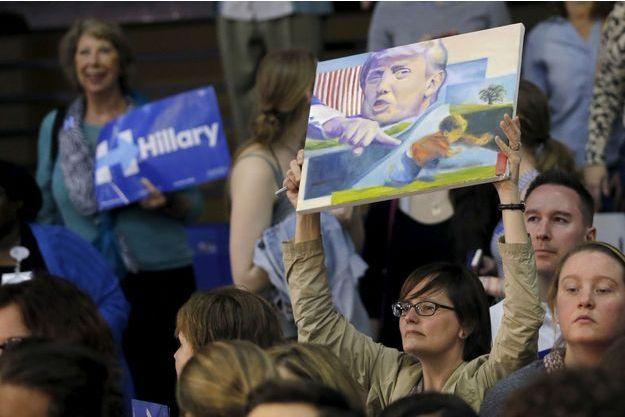 Hillary et Trump dominent la course plus que jamais
