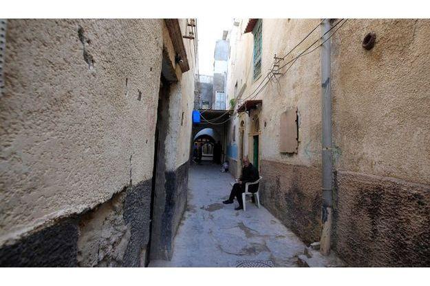 Illustration; le Vieux Tripoli.