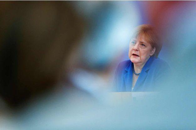 """""""Je suis aujourd'hui comme hier convaincue que nous allons arriver à mener à bien cette épreuve historique"""", a déclaré la chancelière allemande ce jeudi 28 juillet 2016."""