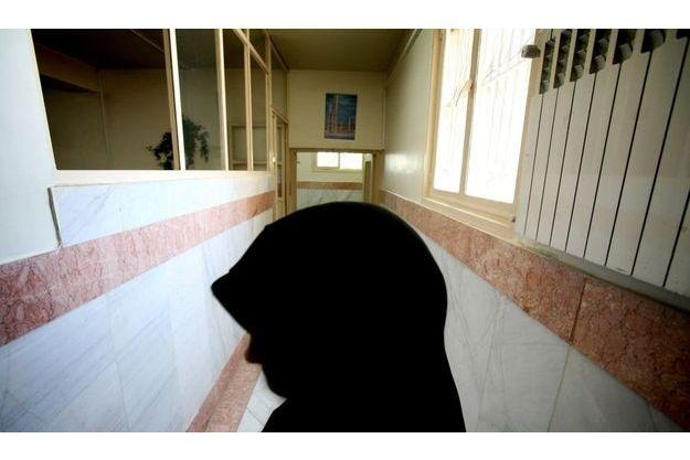 La prison d'Evine, à Téhéran.
