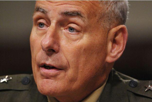 John Kelly, futur directeur du Homeland Security Department (ministre de la Sécurité intérieure).