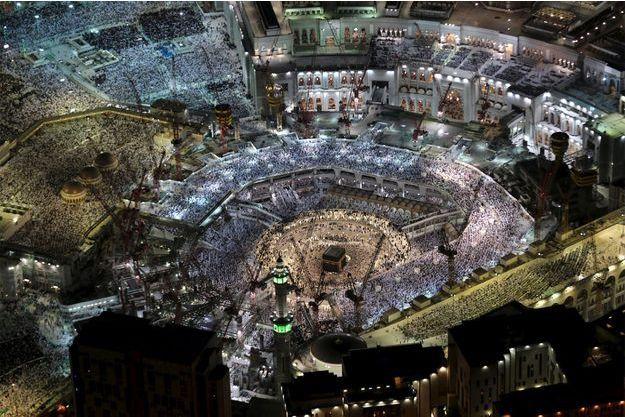La Grande Mosquée de La Mecque, en Arabie saoudite