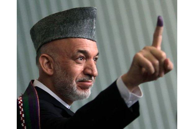 L'élection à la présidence d'Hamid Karzaï pourrait être remis en cause.