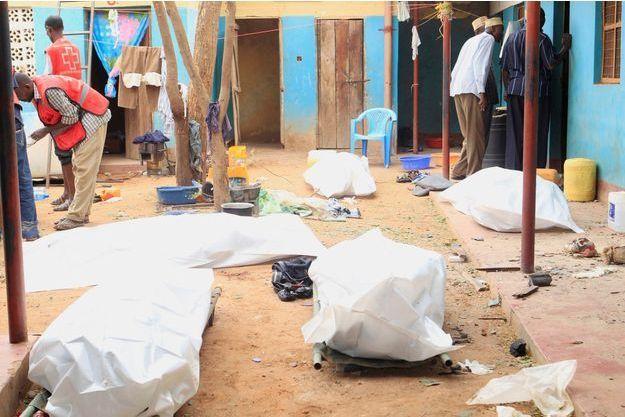 L'attaque a fait six morts dans le nord-est du Kenya.