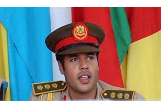 Khamis Kadhafi en 2009.