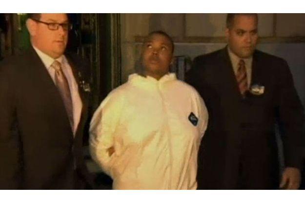 Bahsid McLean à sa sortie du tribunal jeudi.