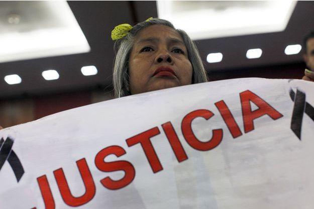 Les familles des disparus réclament la vérité