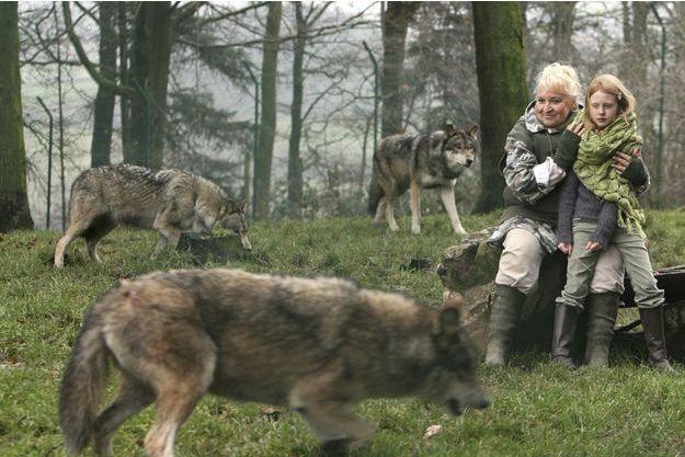 En 2007, Misha Defonseca posait pour Match avec Mathilde Goffart, qui interprète son rôle dans le film «Survivre avec les loups».