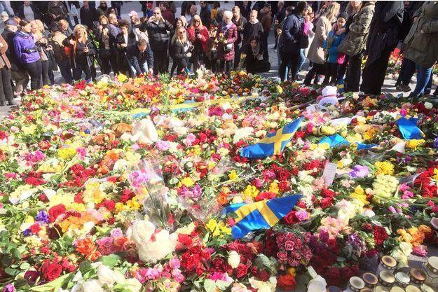 L'attentat survenu vendredi a fait 4 morts.