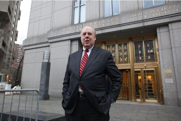 John Dowd à New York, en mars 2011.