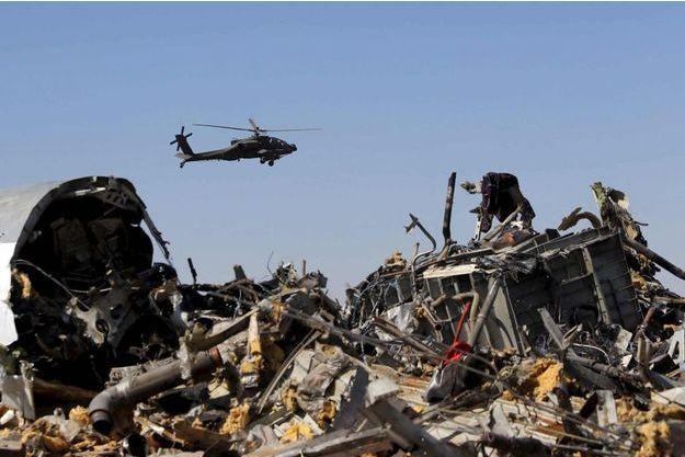 Le 31 octobre, un Airbus A321 s'est écrasé, faisant 224 morts.