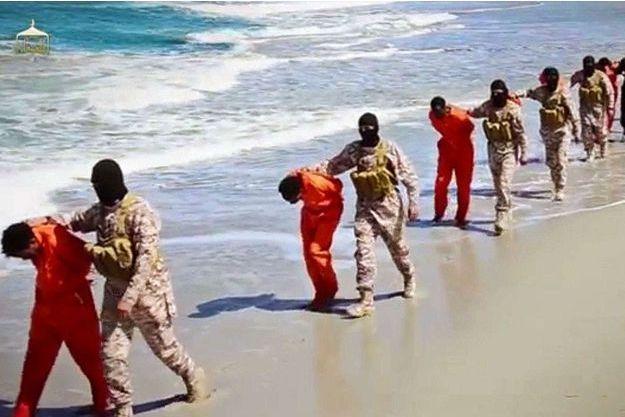 Une nouvelle vidéo de EI est apparue sur la toile dimanche. 28 chrétiens Ethiopiens ont été assassinés.