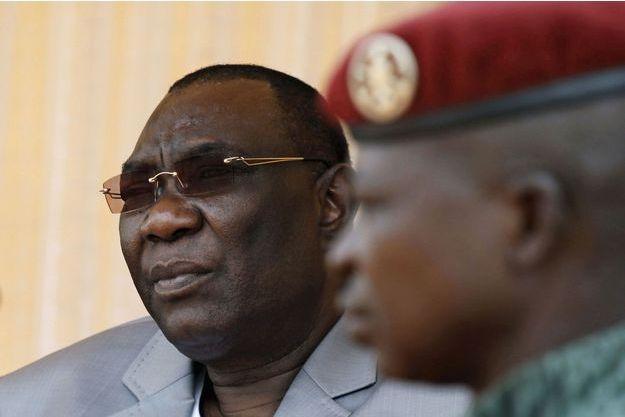Michel Djotodia le 3 décembre dernier à Bangui.