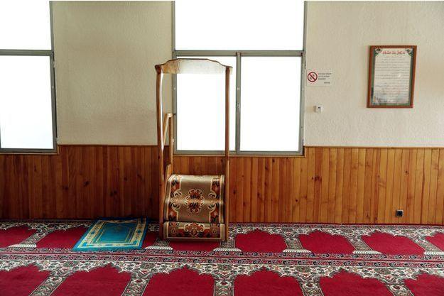 La moquée de Ripoll où l'imam prêchait