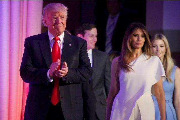 Donald Trump a remporté la présidentielle américaine.