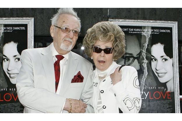 Linda et Burt Pugach en 2007.
