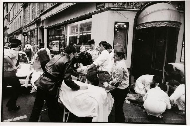 L'attentat de la rue des Rosiers avait fait six morts le 9 août 1982.
