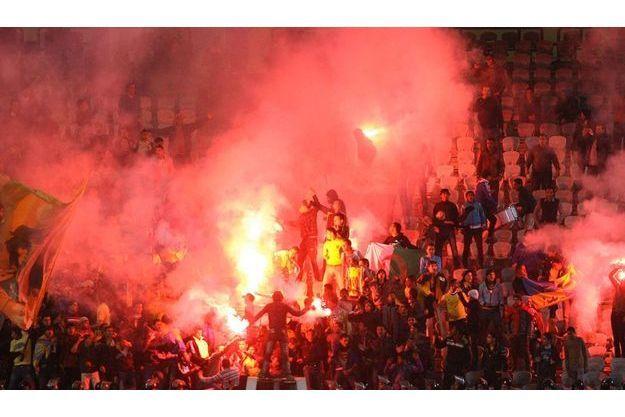 Mercredi, le stade de Port-Saïd s'est enflammé comme jamais.