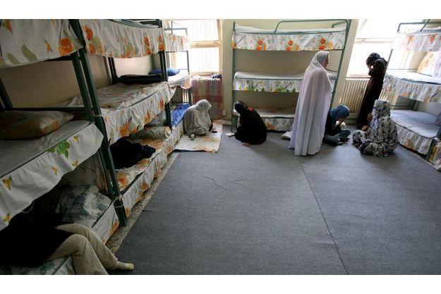 Ce sont des cellules comme celle-ci qui composent la prison d'Evin, là où est décédé Sattar Beheshti.