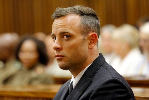 Oscar Pistorius au tribunal de Pretoria, en juin 2016.