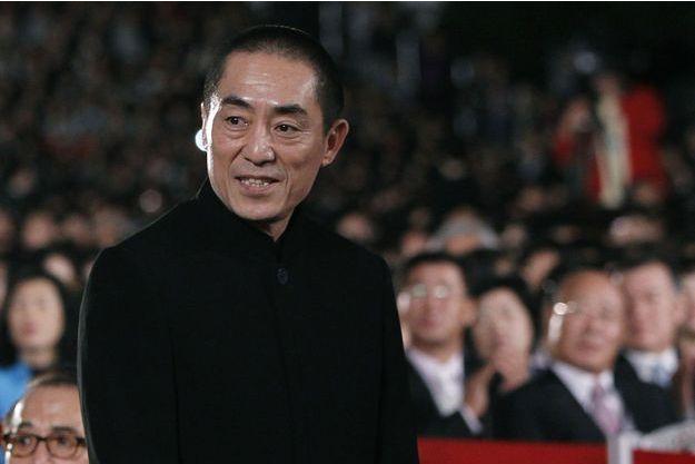 Le cinéaste Zhang Yimou.