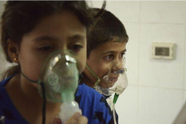 Deux enfants hospitalisés après l'attaque présumée de mercredi.