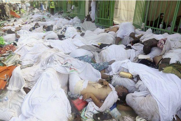 Le dernier bilan de la catastrophe à La Mecque fait état de 1.587 morts.